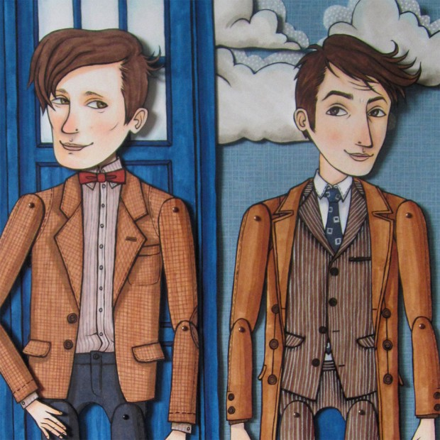 doctor_who_10th_11th_paper_doll_art_1