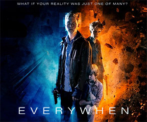 Everywhen: A Sci-Fi Thriller Made by 17-Year-Olds
