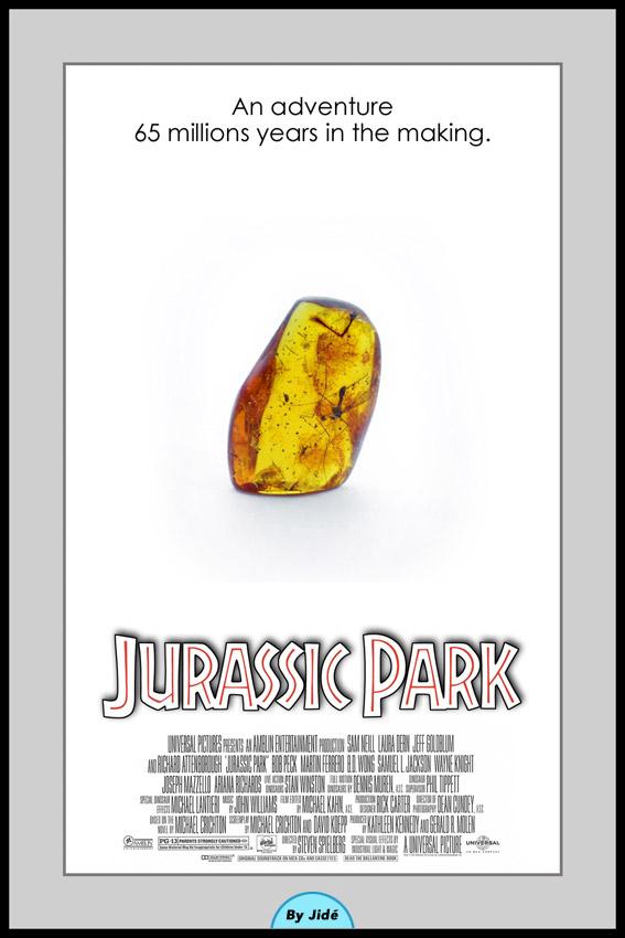 Extra Minimalist Movie Posters