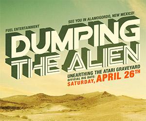 Fuel Entertainment: The Atari E.T. Dig on April 26
