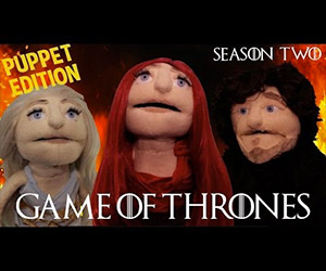Game of Thrones Season 2 Recap: The Puppet Edition