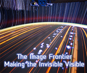 Making the Invisible Visible: On Board the ISS
