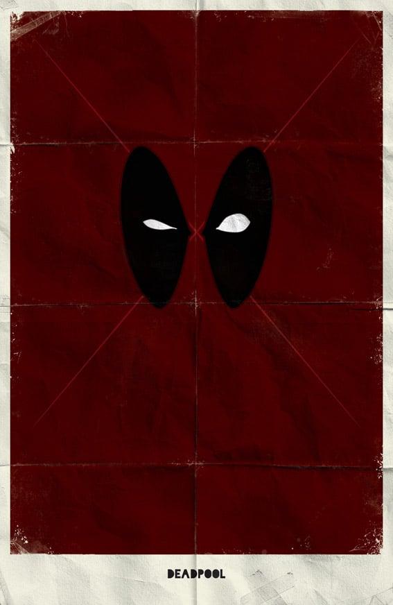 Marvel minimalist posters mightymega - Marvel retro wallpaper ...