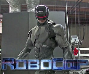 Robocop 2014: Making the Suit VFX Reel