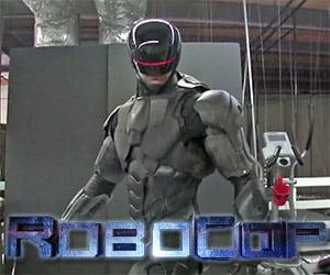 Robocop 2014: Making the Suit VFX Reel