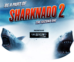 Help Crowdfund a Scene for Sharknado 2