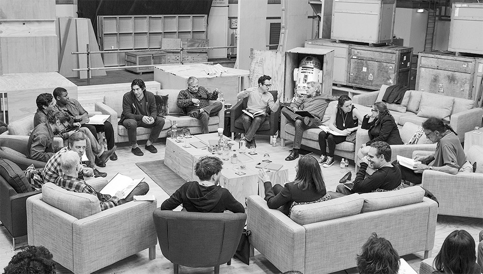 Star Wars Episode VII Cast Officially Announced