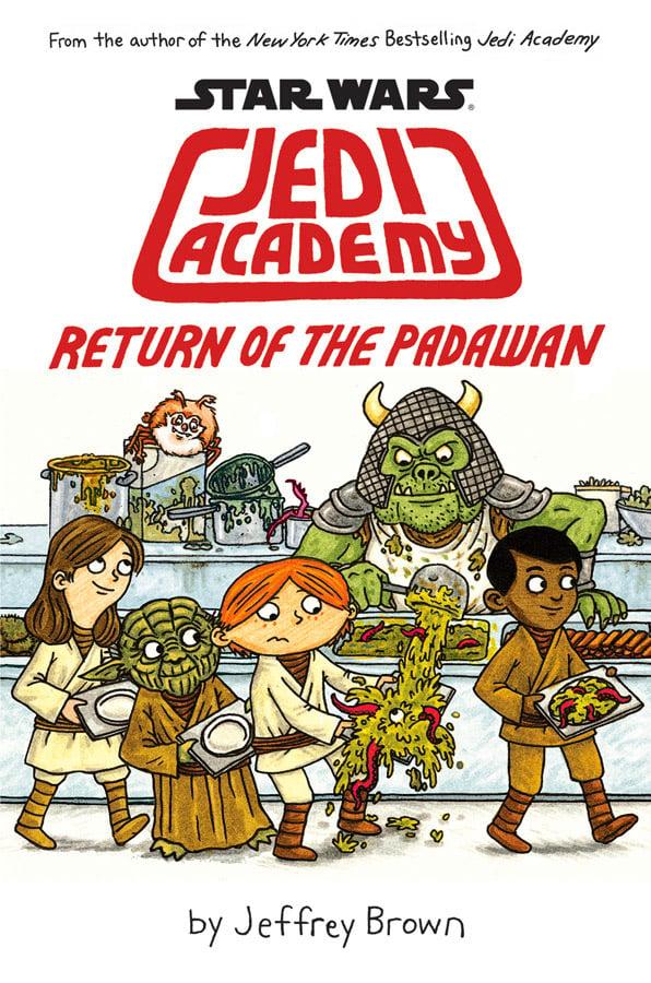 New Jeffrey Brown Title: Star Wars: Jedi Academy #2