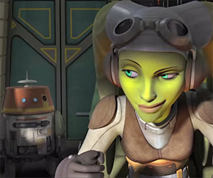 Star Wars Rebels: Exclusive Clip from Wondercon