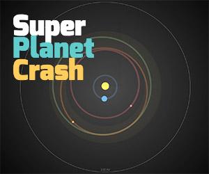 Super Planet Crash: Create Your Own Solar System