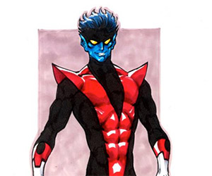 Artist Todd Nauck: How to Draw Nightcrawler