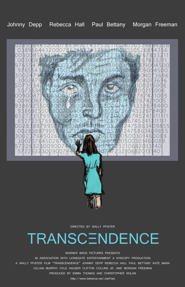 Transcendence: An Alternative Movie Poster