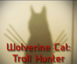 X-Men: Wolverine Cat, Troll Hunter