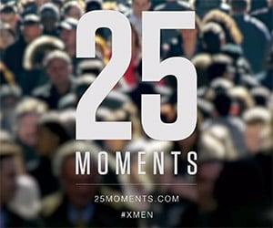 X-Men: Days of Future Past Viral Website
