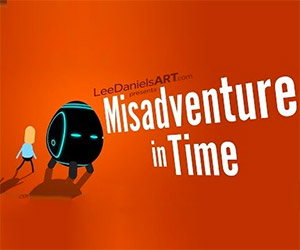 Misadventure in Time: Animated Short