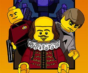Action Bill: Shakespeare Battles Shatner