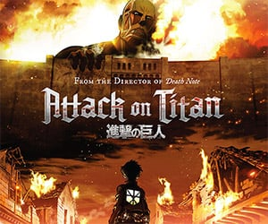 Attack on Titan: New Trailer for English-Dubbed Version