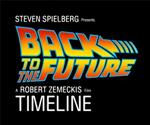 Time Travel in the Back to the Future Trilogy