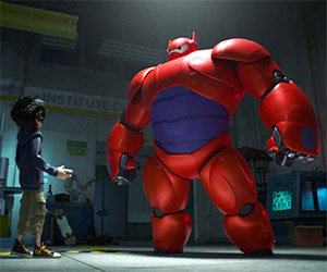 Big Hero 6: First Trailer for Disney Animated Film