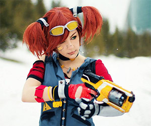 Awesome Borderlands 2 Gaige Cosplay