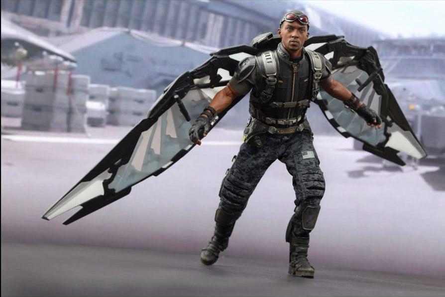 Captain America: The Winter Soldier Falcon 1/6 Collectible
