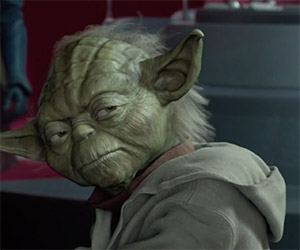 Star Wars: Master Yoda Music Remix