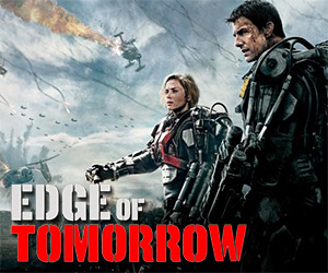 Edge of Tomorrow: Awesome New IMAX Trailer