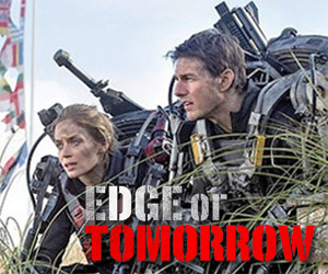 Edge of Tomorrow: New Spot for Tom Cruise Flick