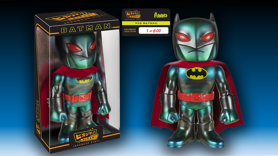 Limited Edition Funko Batman Sofubi Vinyl Figure