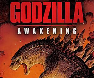 Godzilla: Awakening Prequel Novel Pre-Order Available