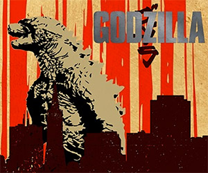 Create a Custom Godzilla Poster or Background