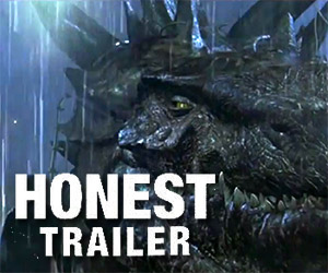 Godzilla 1998: An Honest Trailer