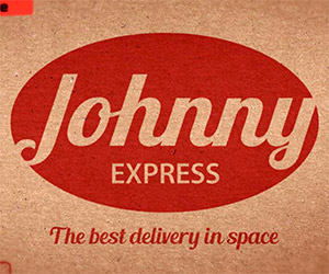 Johnny Express: Best Delivery in Space