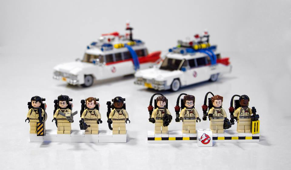 Official Lego Ghostbusters Set Revealed Mightymega