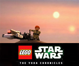 LEGO Star Wars: The New Yoda Chronicles This Weekend