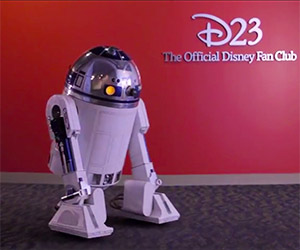 Happy Star Wars Day from R2-D2