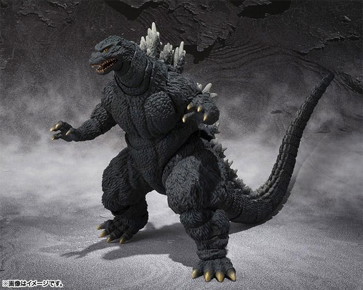 S.H. MonsterArts Godzilla VS Series Collectible