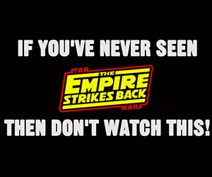 Star Wars: The Empire Strikes Back Spoiler Trailer