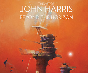 The Art of John Harris: Amazing Concept Art Book