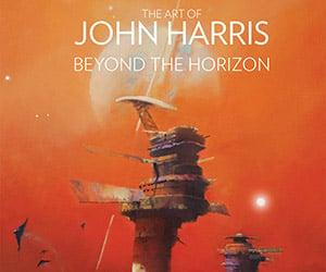 The Art of John Harris: Amazing Concept Art Book