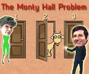 Numberphile: Explaining the Monty Hall Problem