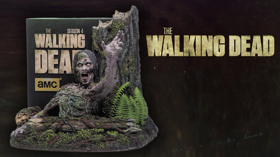 The Walking Dead Season 4: Collectible Blu-Ray
