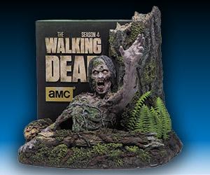 The Walking Dead Season 4: Collectible Blu-Ray