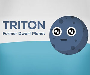 How to Catch a Dwarf Planet: Neptune's Moon Triton