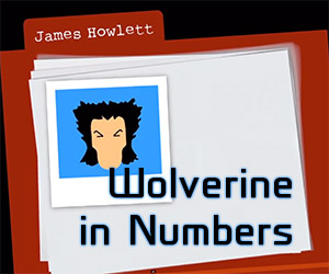 Wolverine in Numbers