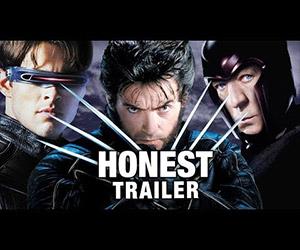 An Honest Trailer for the X-Men Trilogy