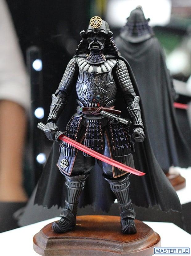 Japanese Samurai Darth Vader Figure