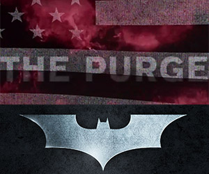 Batman and The Joker Battle in The Purge: Anarchy