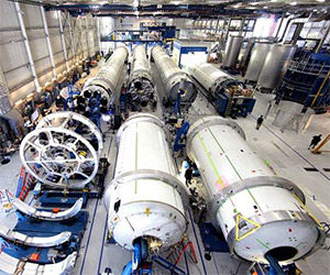 Bid to Win a Tour of SpaceX's Rocket Factory