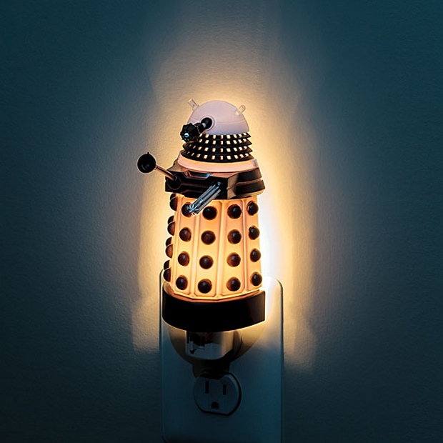 Dalek Night Light: Illuminate!